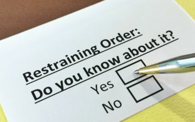 Restraining Orders in SC: Everything You Need to Know